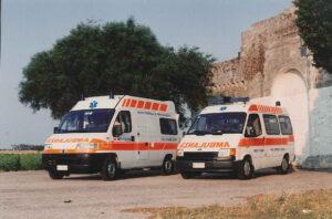 Dal 1986 Servizio di Ambulanza Privata in Puglia